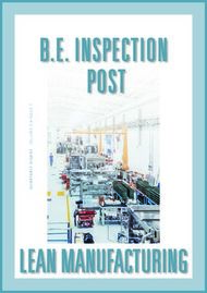 B.E. INSPECTION POST - LEAN MANUFACTURING - HubSpot