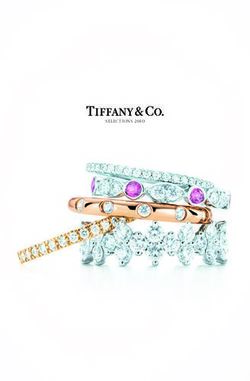 7ad2af5dbcbf2 Tiffany & Co. Selections 2010. Tiffany Keys collection. Catalogue.