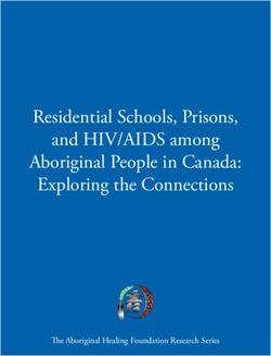 attending residential schools among aboriginal people ptsd For this review, nine databases were used: bibliography of native north americans, canadian health research collection, cinahl, google scholar, indigenous studies portal, pubmed, scopus, statistics canada, and web of science citations that did not focus on health and residential school among a canadian indigenous population were excluded.