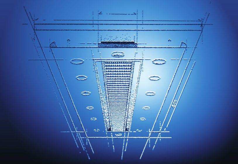 Sistemi aria acqua manuale di progetto