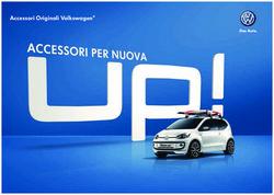NUOVO originali VW Aria leadership ACCESSORI 4l0117336
