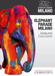 ELEPHANT PARADE MILANO - Catalogo d'asta Auction Catalogue