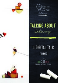 TALKING ABOUT IL DIGITAL TALK - delivery - Associazione Professionale ...