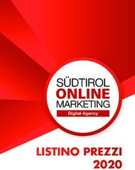 LISTINO PREZZI 2020 - Südtirol Online Marketing