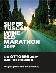 SUPER TUSCAN WINE ECO MARATHON