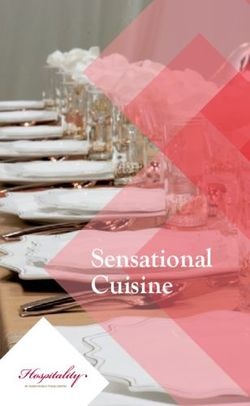 Sensational Cuisine. Hospitality by Dubai World Trade Centre.