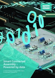 Smart Connected Assembly - Powered by data - Lo Smart Factory concept di ...
