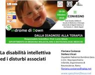 La disabilità intellettiva ed i disturbi associati