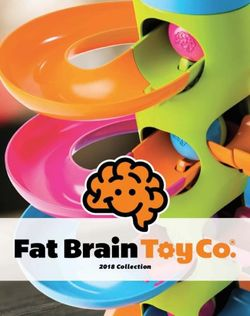 Fat Brain ToyCo 2018 Collection