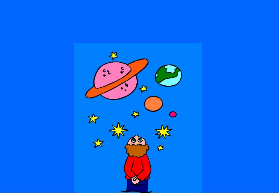 In Seconda Elementare Abbiamo Raccontato Come Fatto Il Sistema Solare