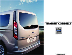 Ford Transit Connect 2015 Specifications