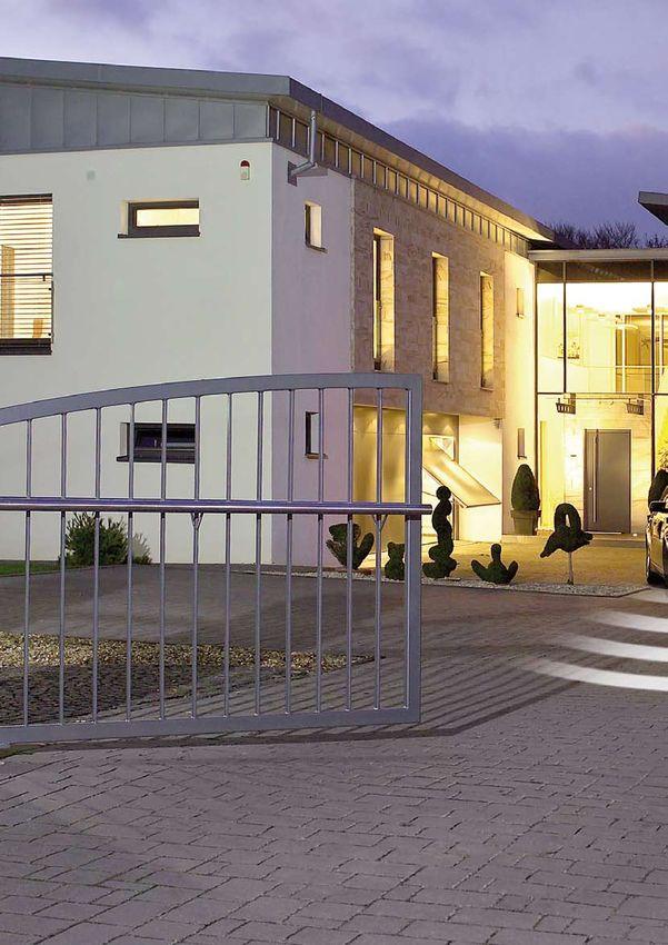 Cancelli ingresso simple cancello duingresso with for 2 1 2 metratura del garage