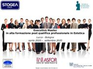 In alta formazione post qualifica professionale in Estetica